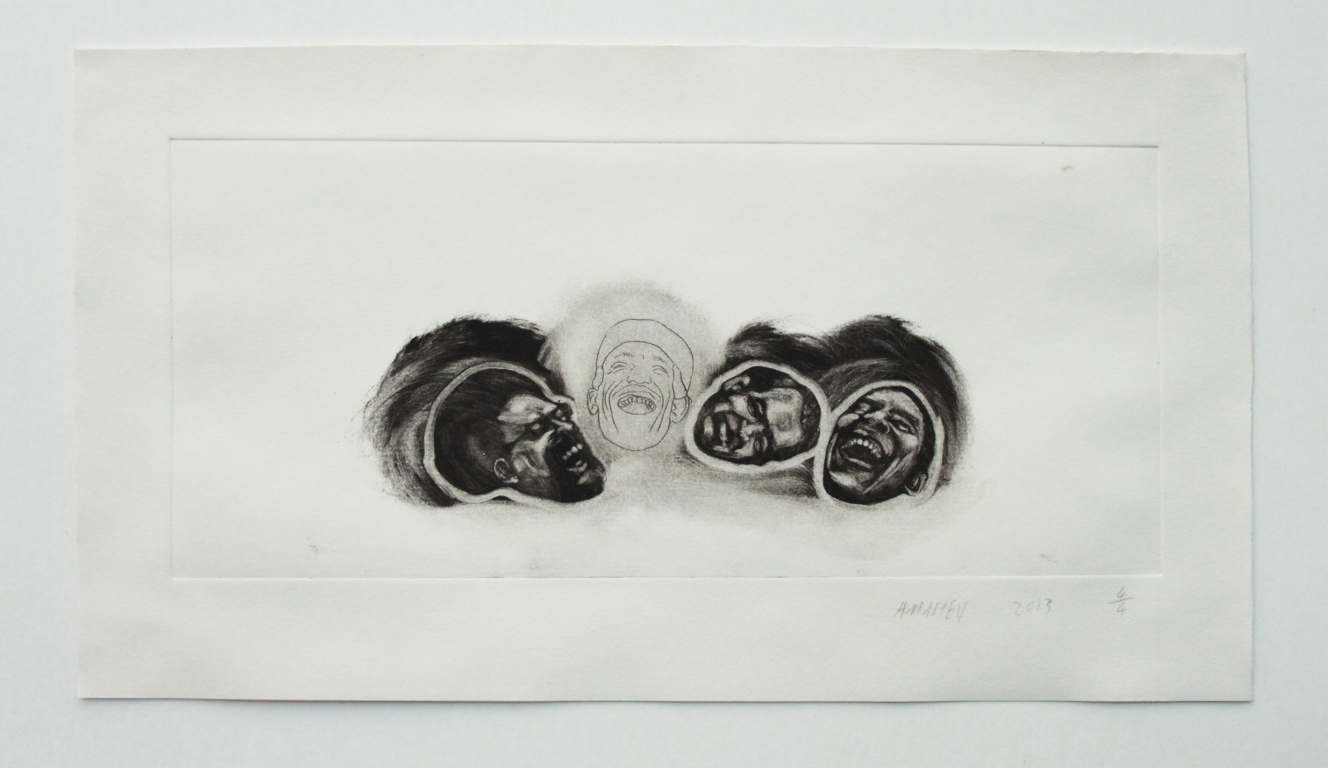 Amartey Golding - Heads