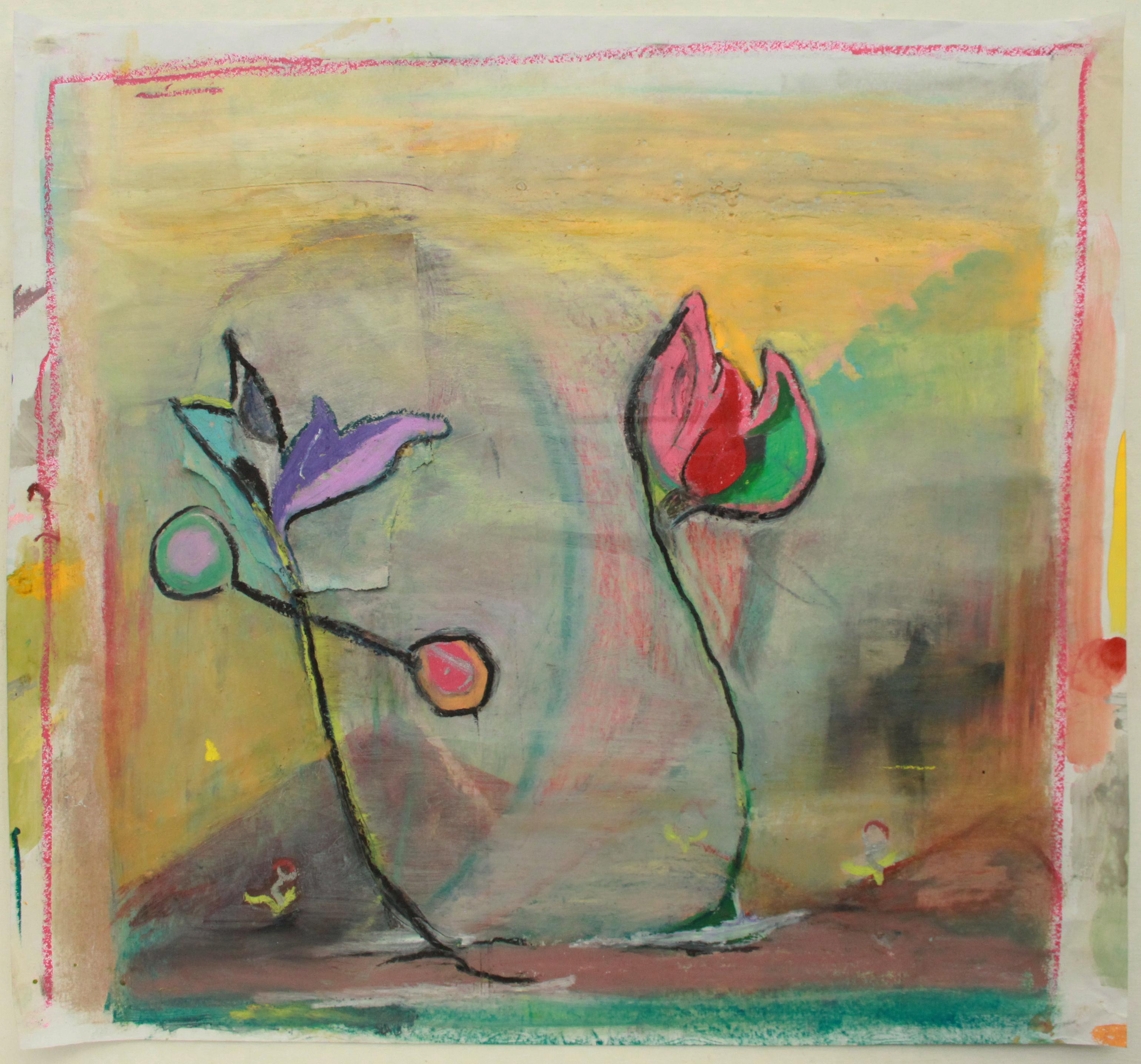 Florence Uniacke - Alien Flower