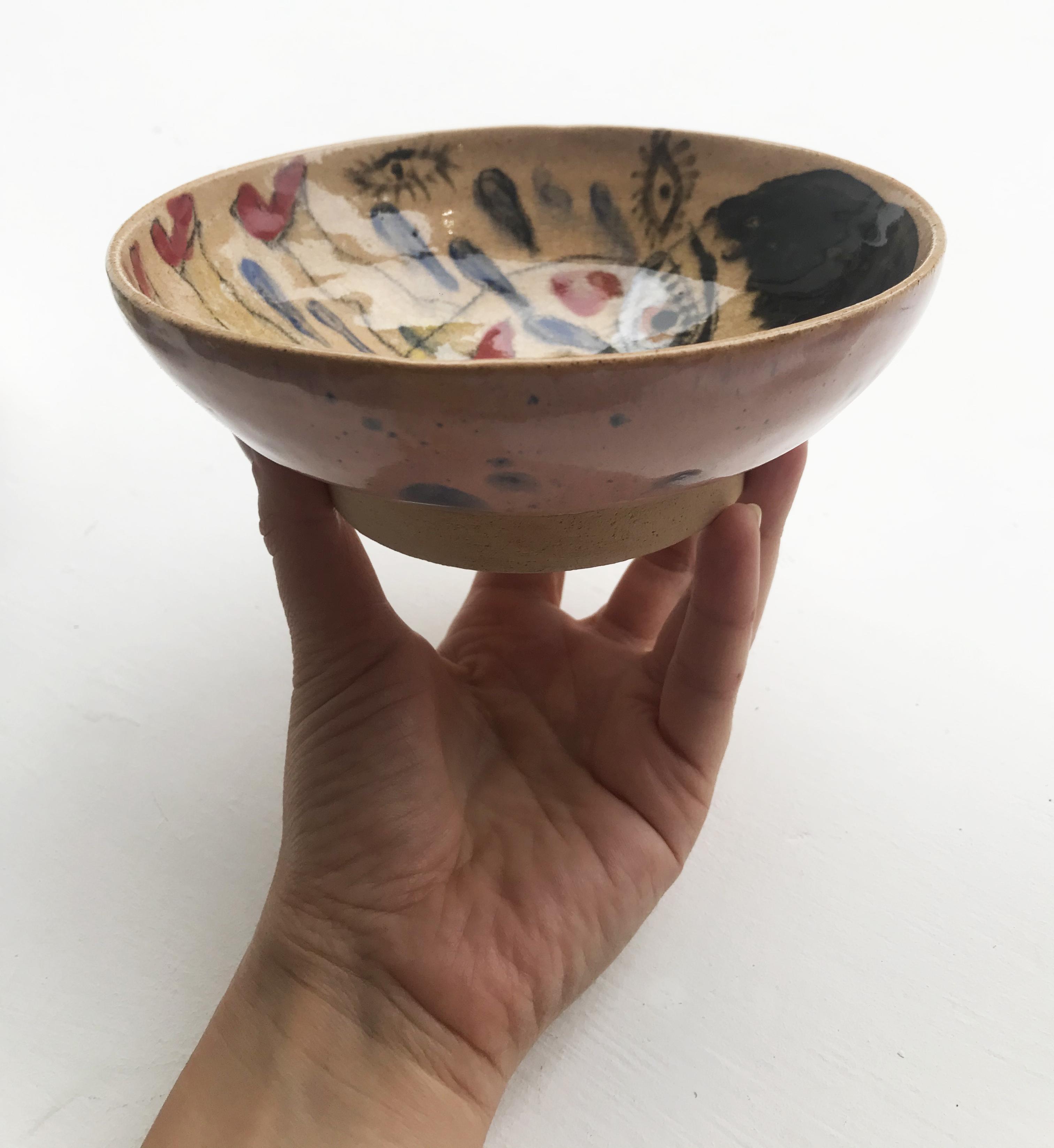 4 Leg Girl Ceramic Collaboration