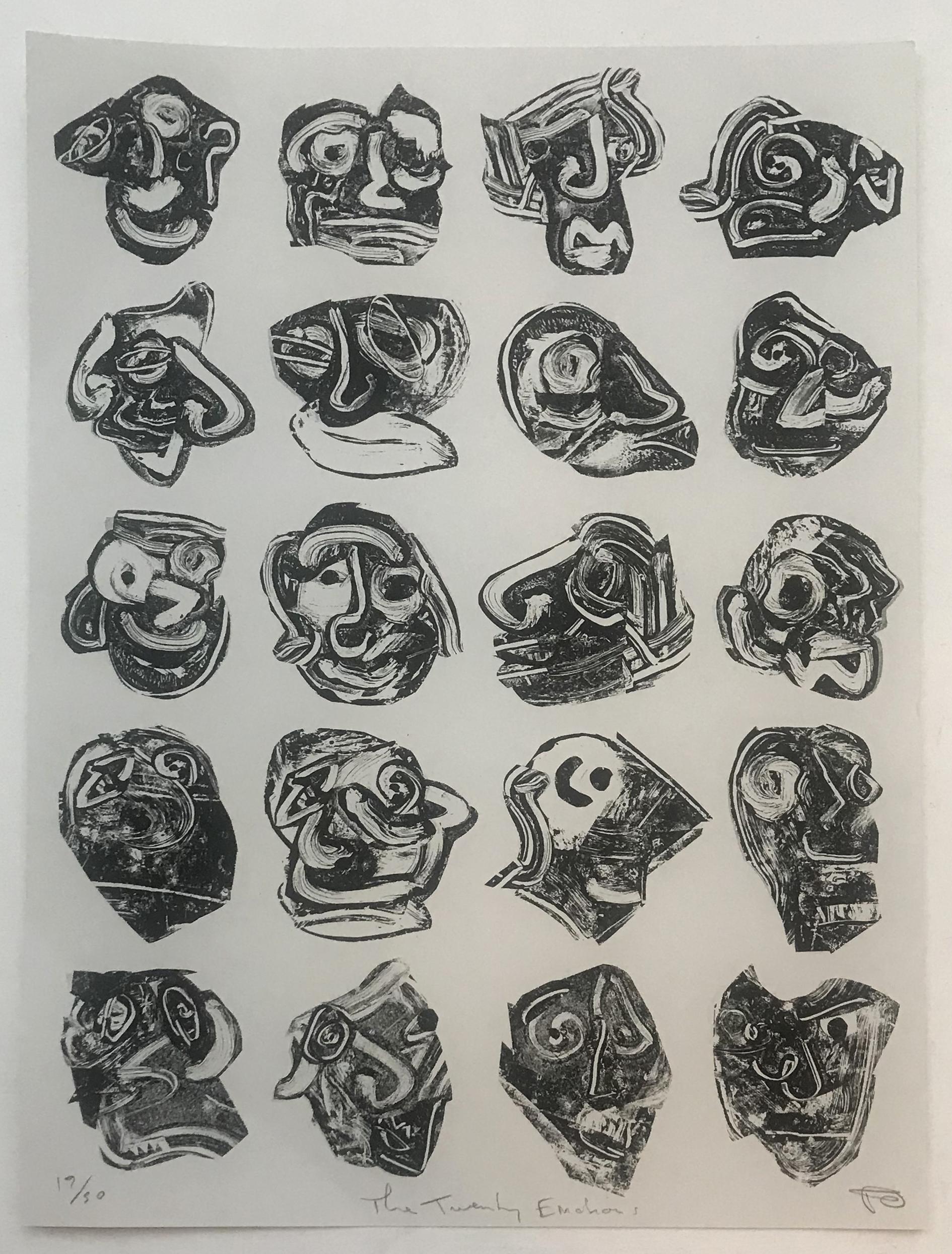 The Twenty Emotions