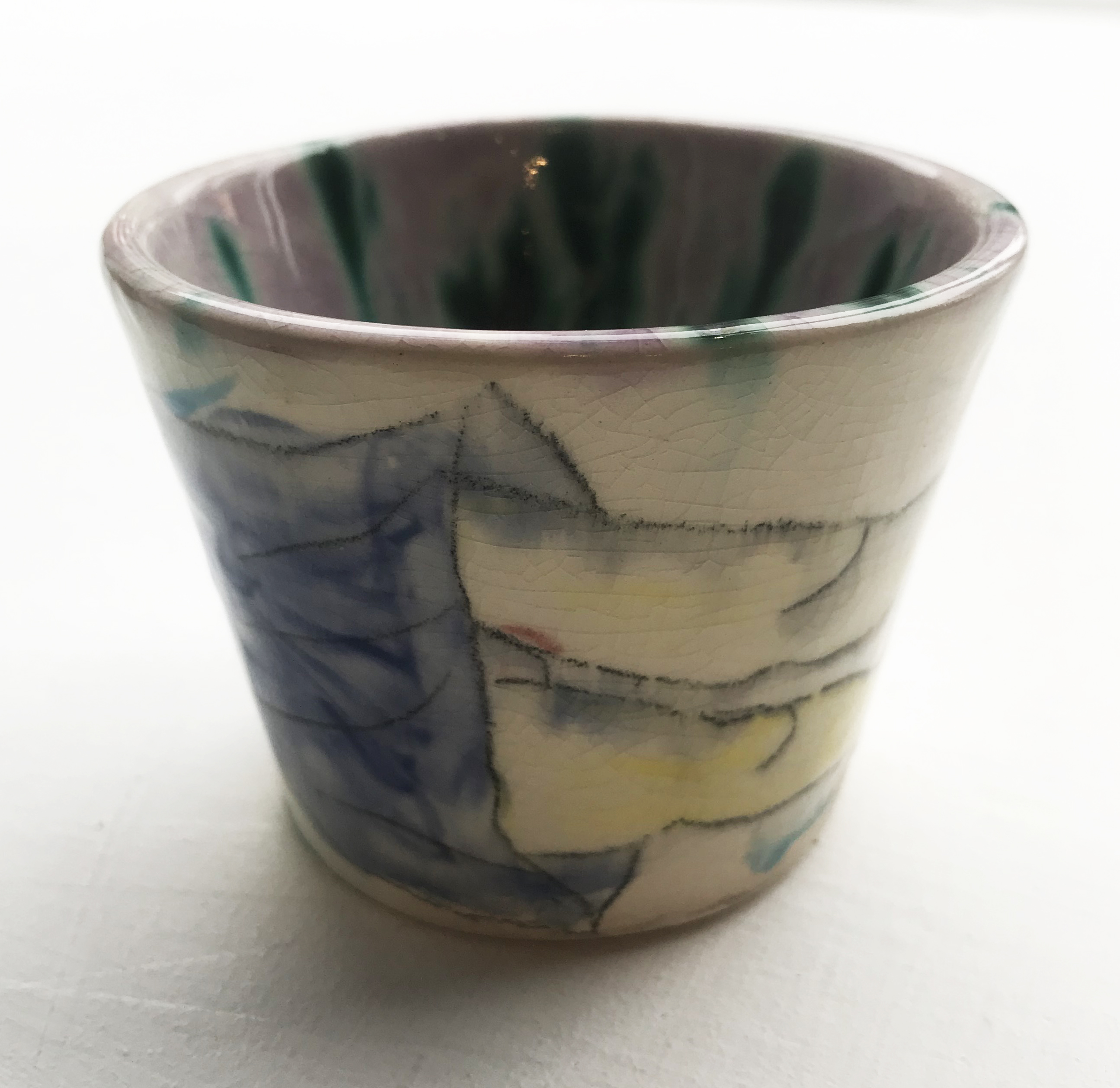 Falling Girl Ceramic Collaboration