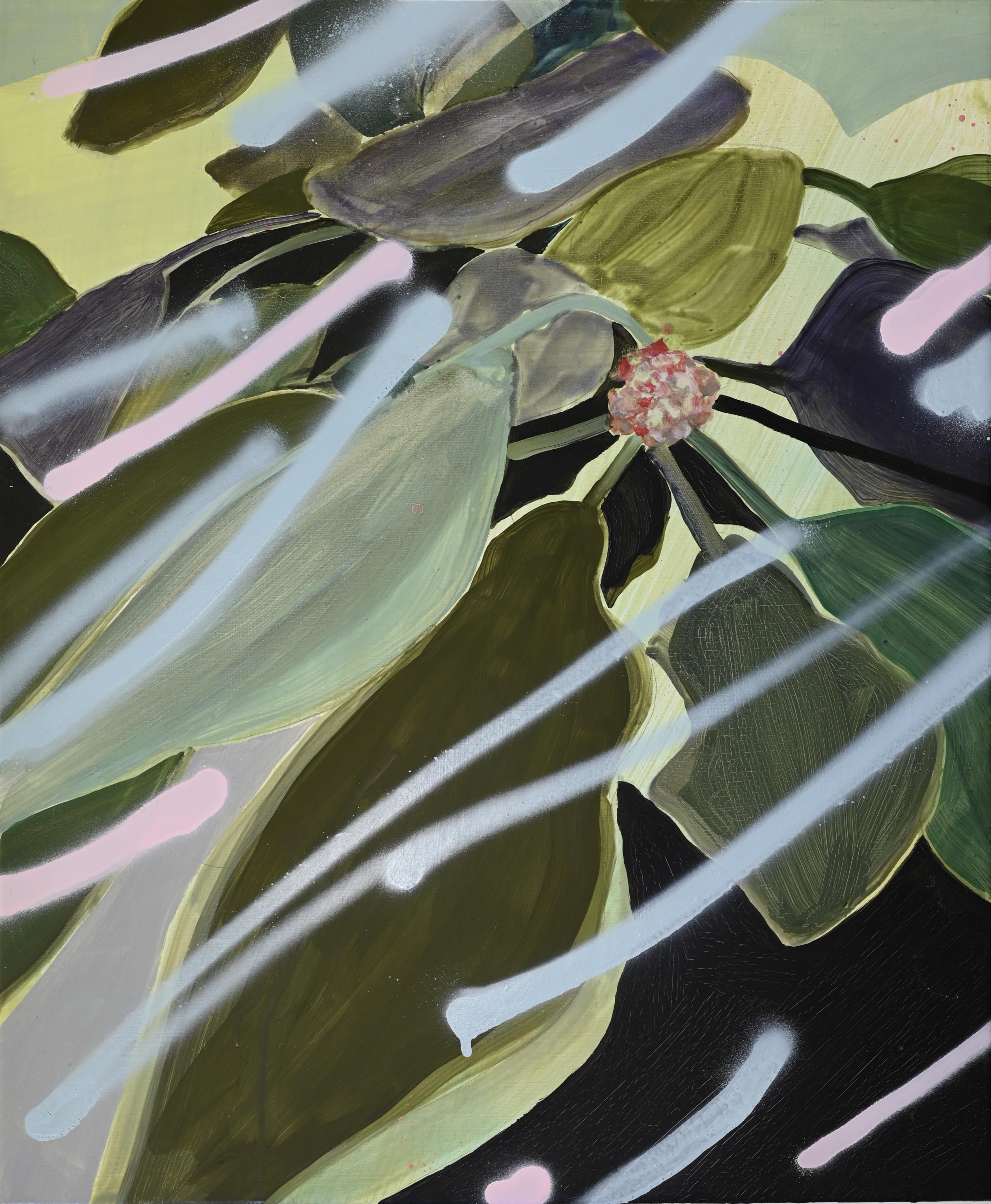 Una Ursprung(2)-Morning dew, Flowering plant#15