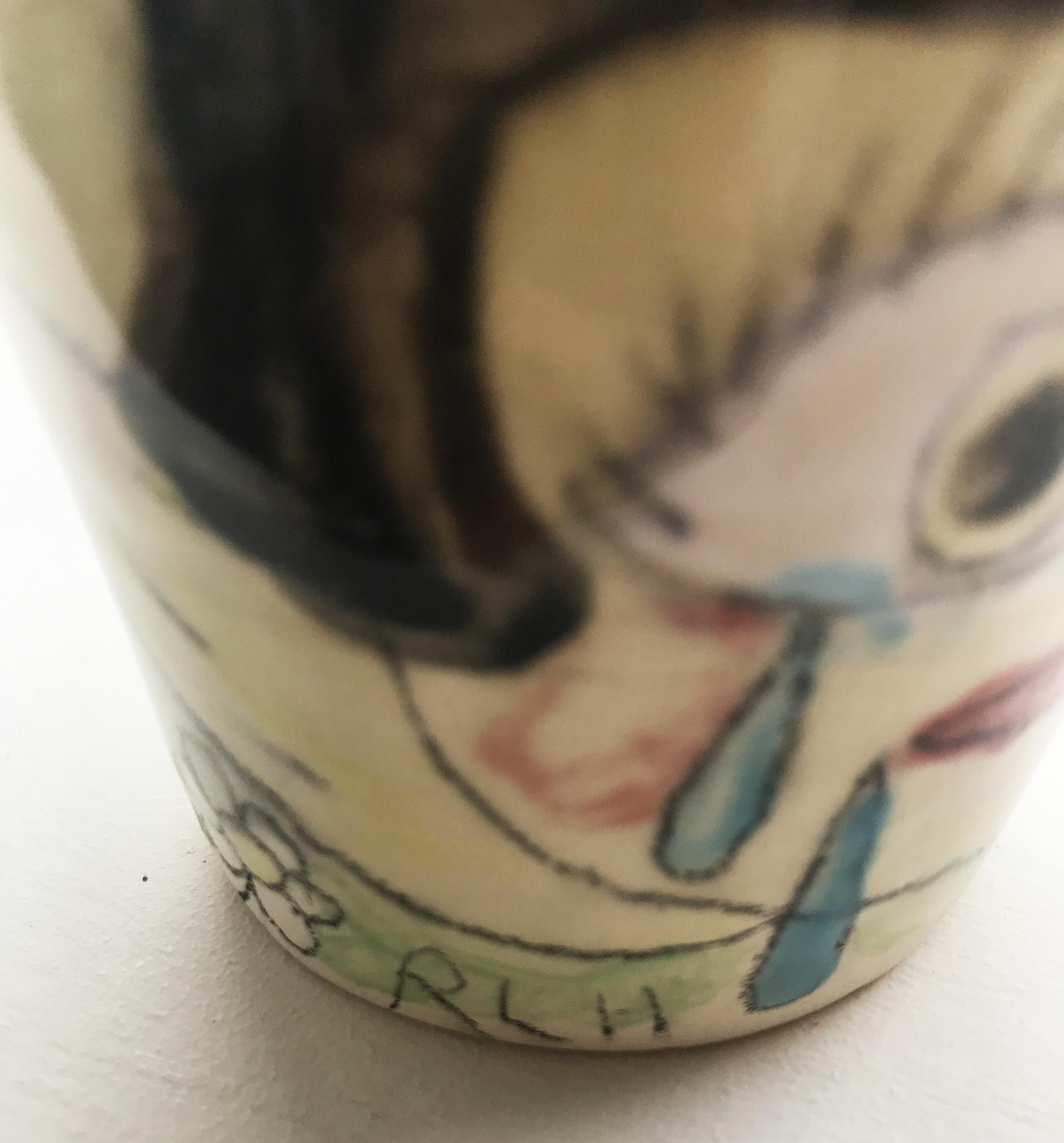 Girl + Flower Ceramic Collaboration