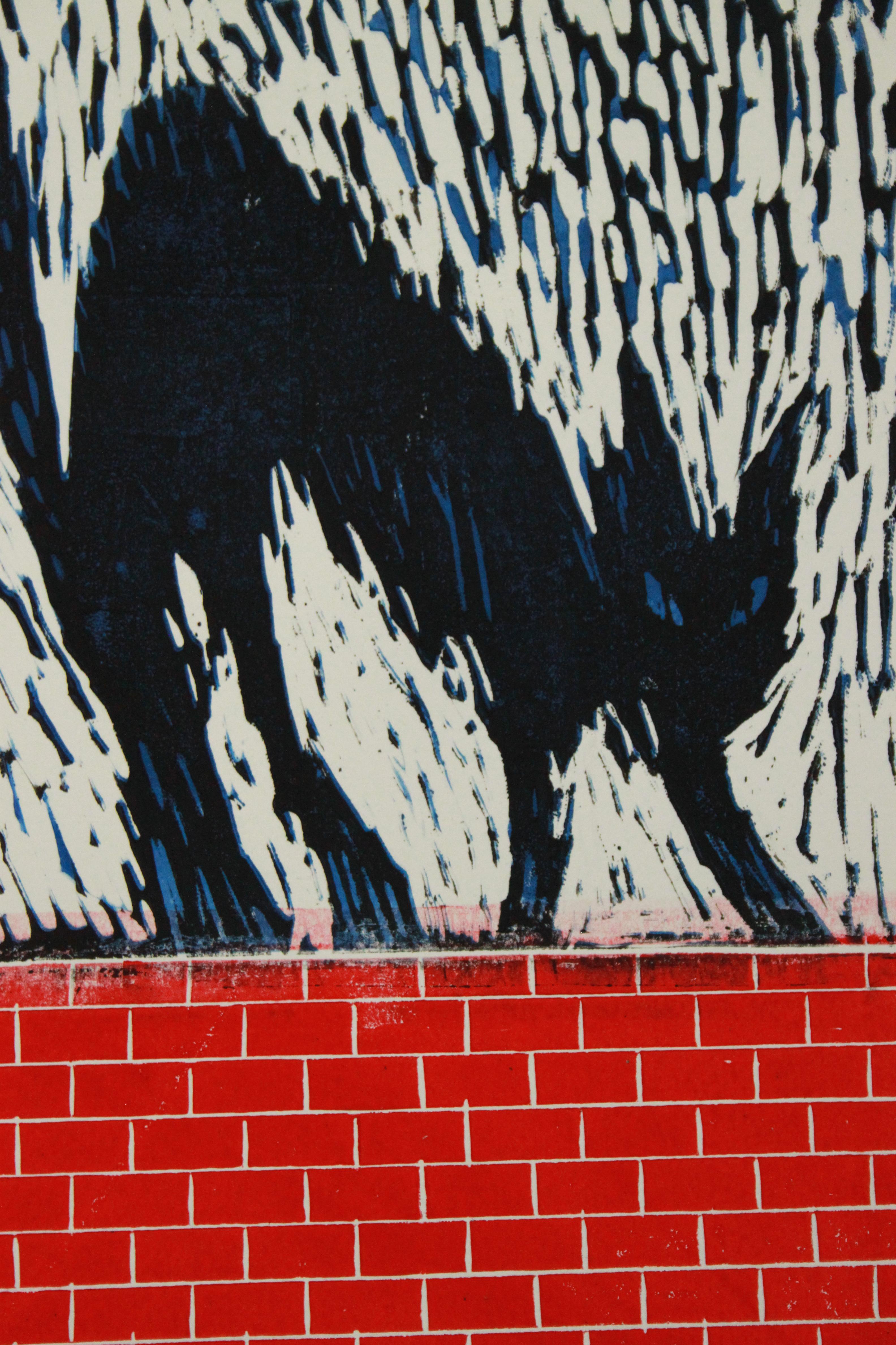 Liam Richardson - Alley Cat detail