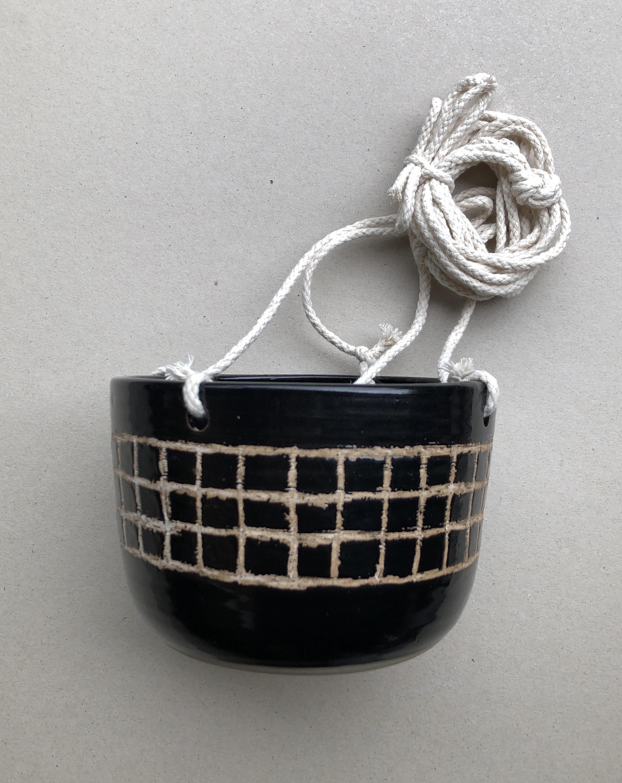 Hannah Bould Hanging Pot