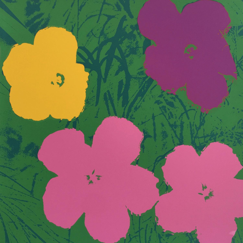 Andy Warhol (Sunday B. Morning)